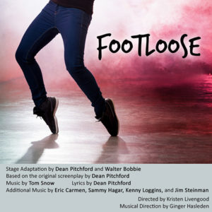 Footloose, Parkway Playhouse, Burnsville, North Carolina